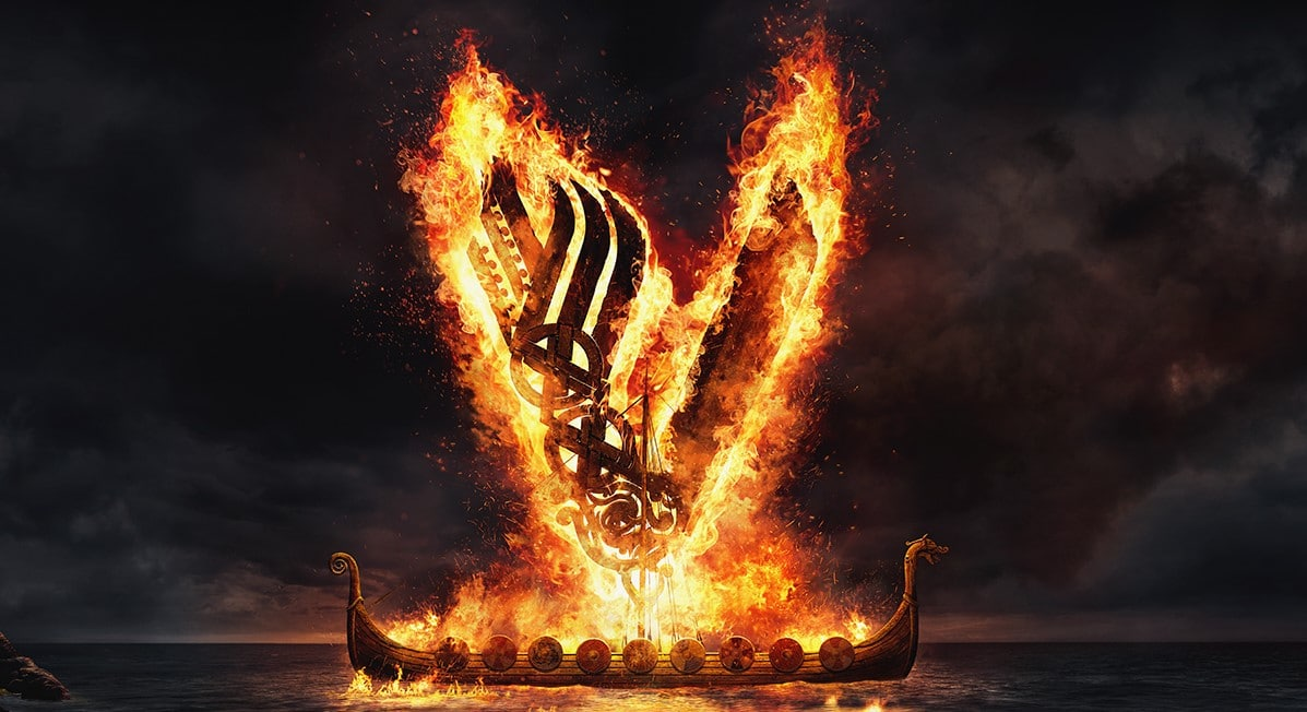 The Rest of 'Vikings' Will Air On Amazon Prime Before Cable