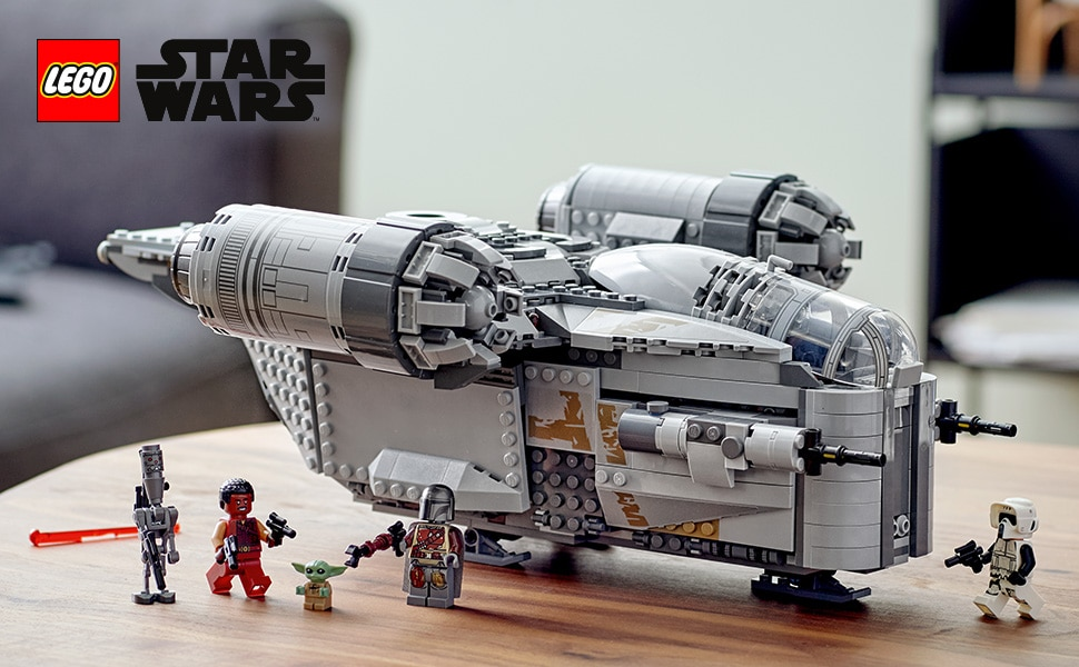 Razor Crest LEGO Set From The Mandalorian Now Available On Amazon