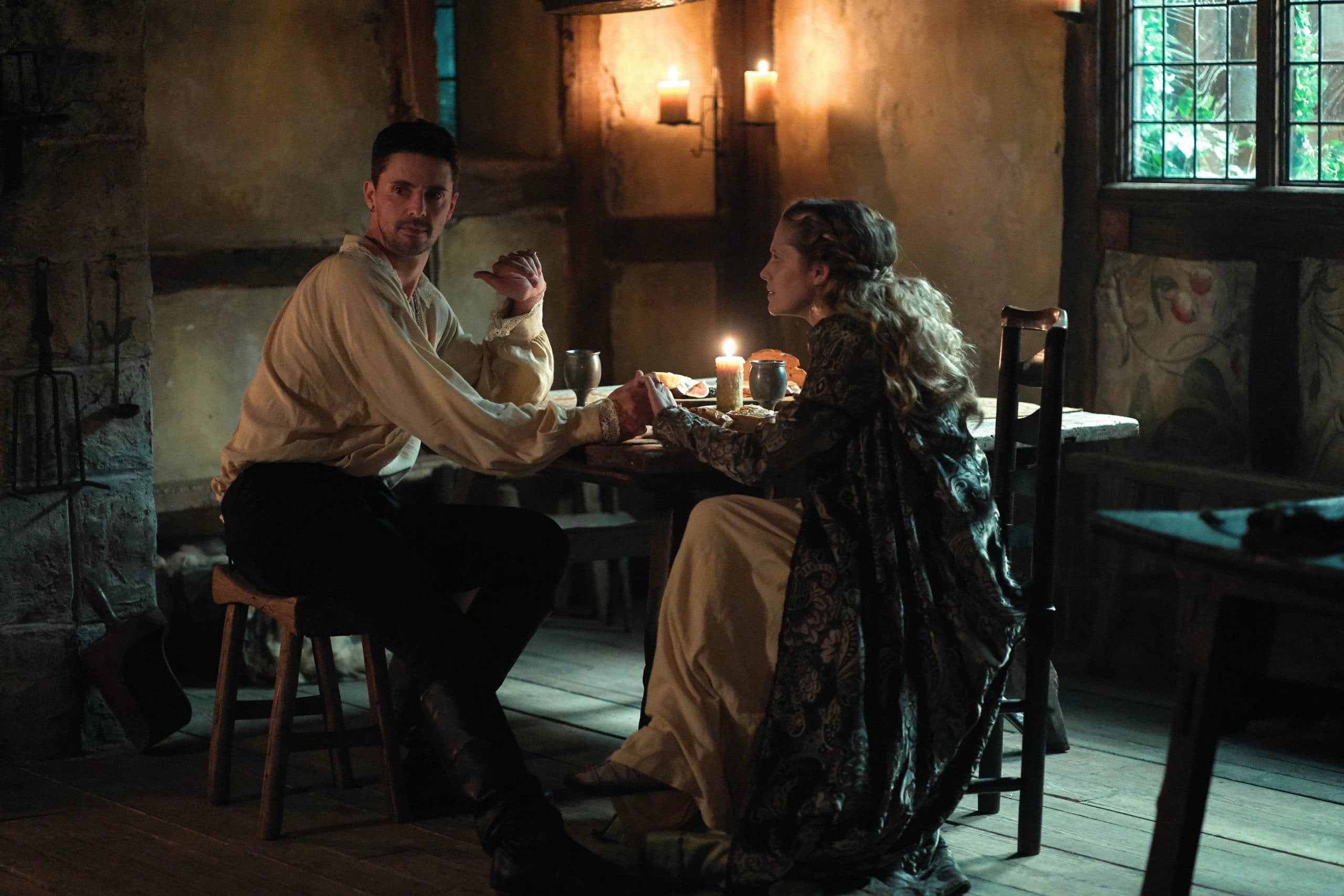 A Discovery of Witches S2E03: The Queen Derails Domestic Bliss