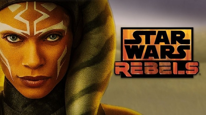Ahsoka; Star Wars rebels Season 5