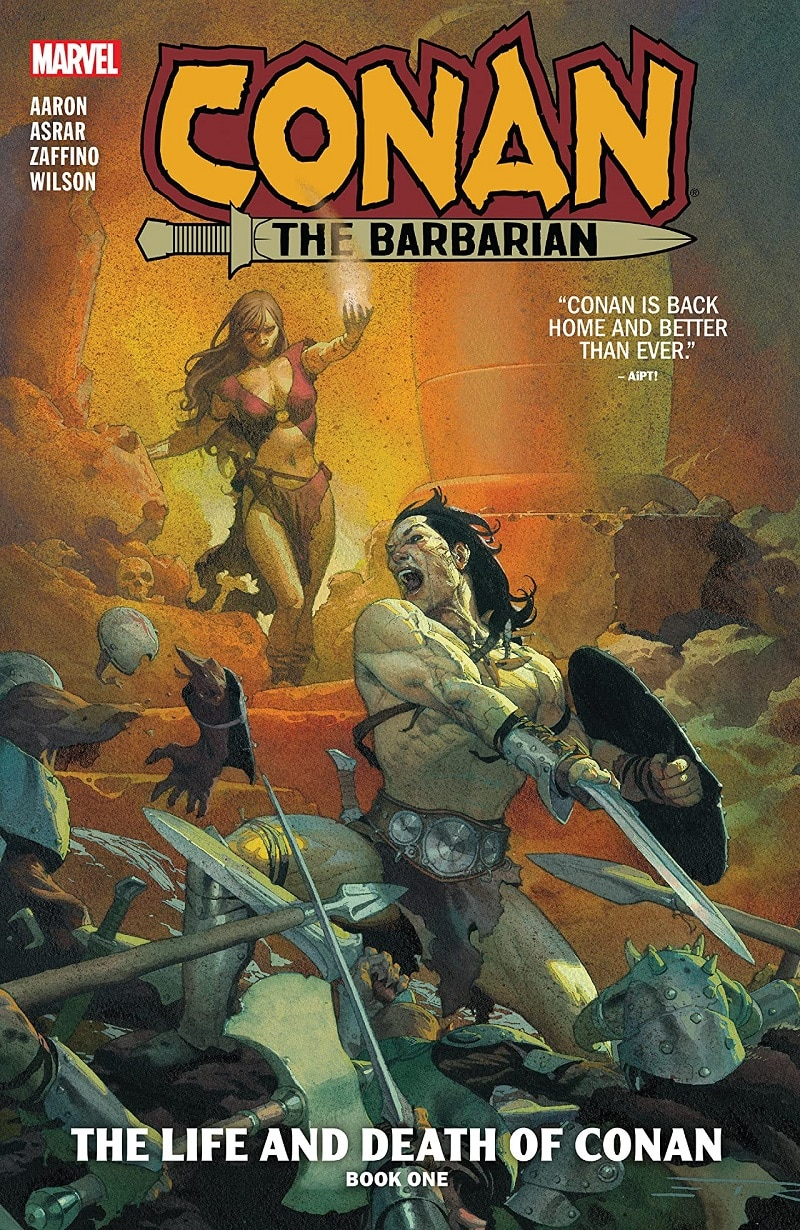 Comic Rewind: Conan The Barbarian Vol. 1: The Life And Death Of Conan Book One