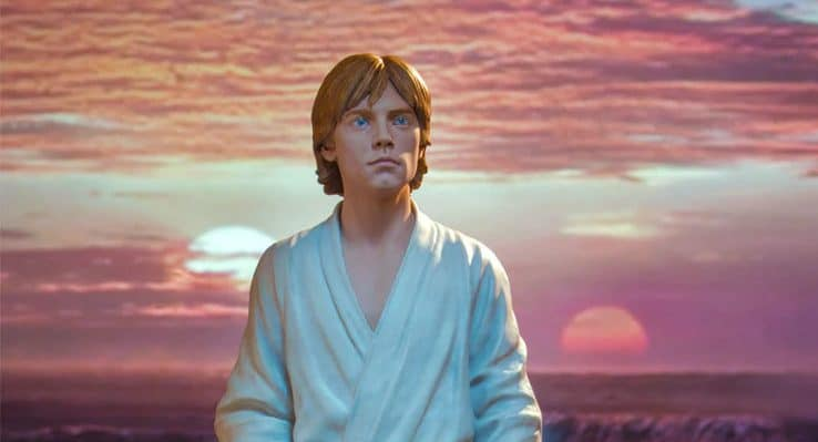 Toy Review: Luke Skywalker (Dreamer) Premier Collection Statue