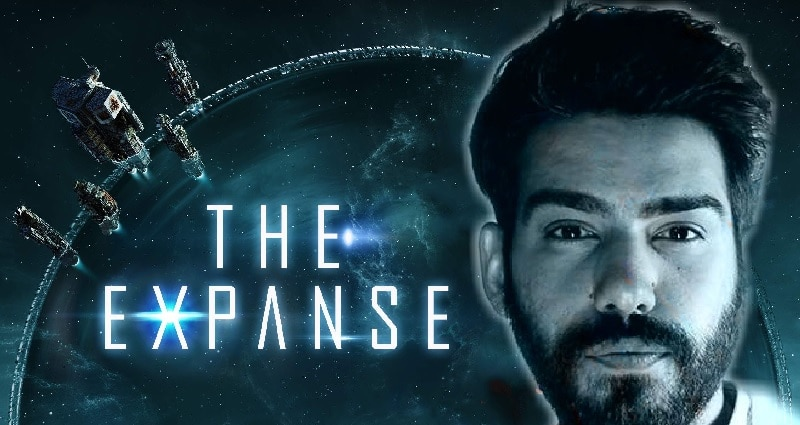 Could Rahul Kohli Play Alex On The Expanse?
