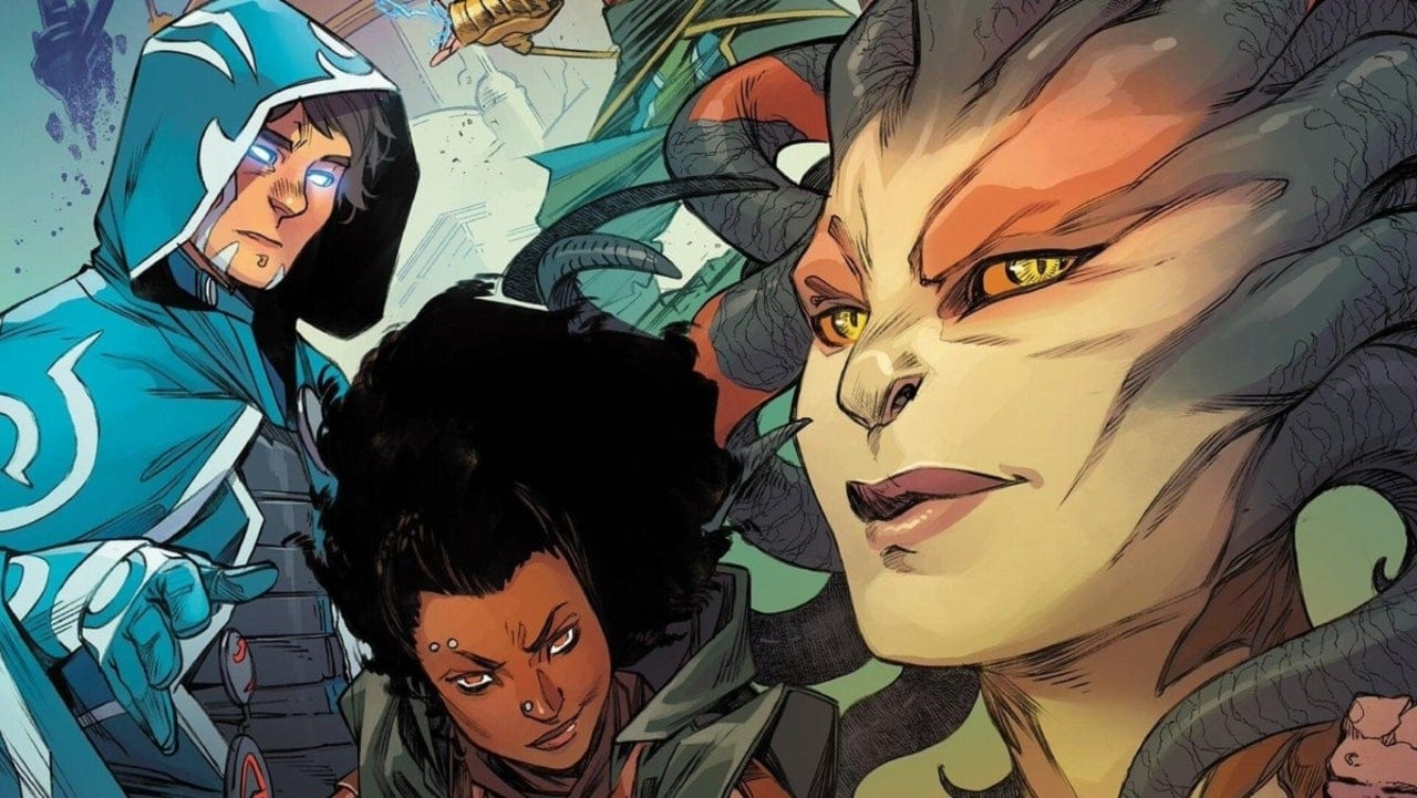 Magic: The Gathering And Boom! Comics Team Up For New Issues