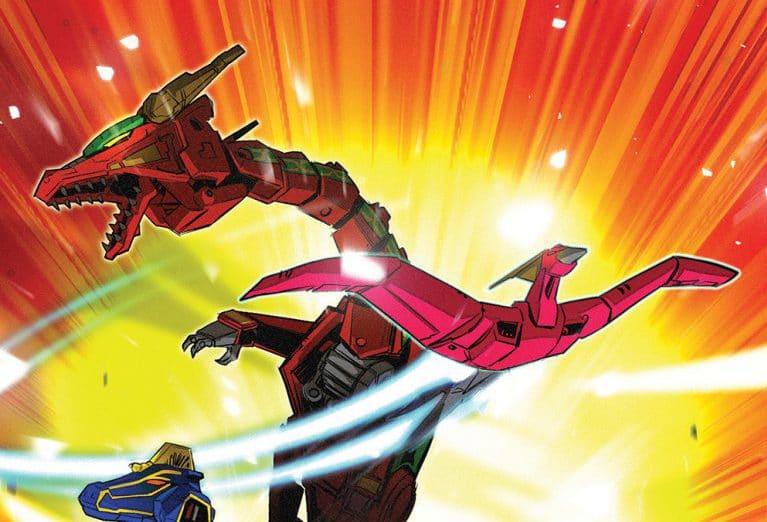 Mighty Morphin #3 Review: The Plot Thickens!
