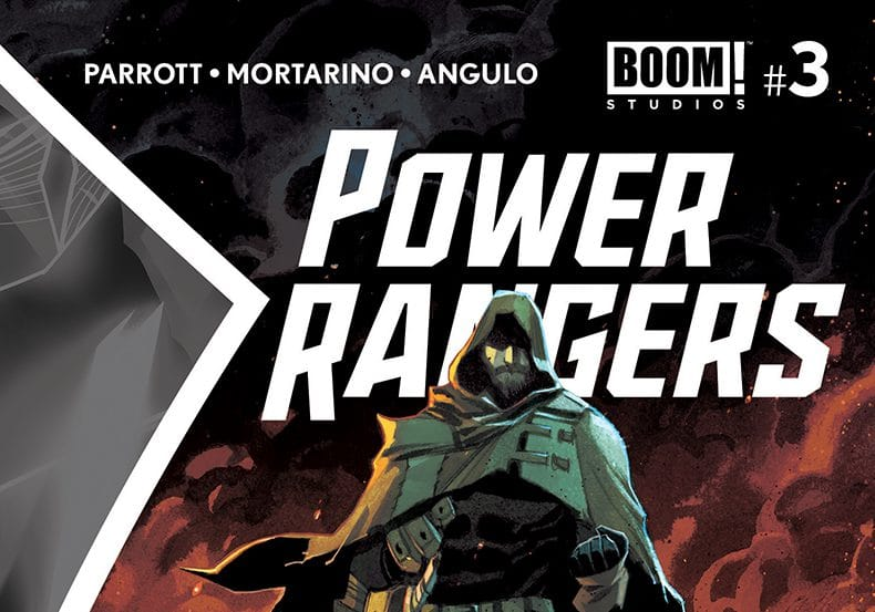REVIEW: Power Rangers #3 SPACE VAMPIRES