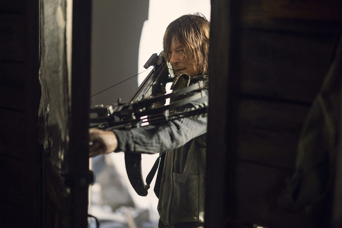 Norman Reedus as Daryl Dixone - The Walking Dead