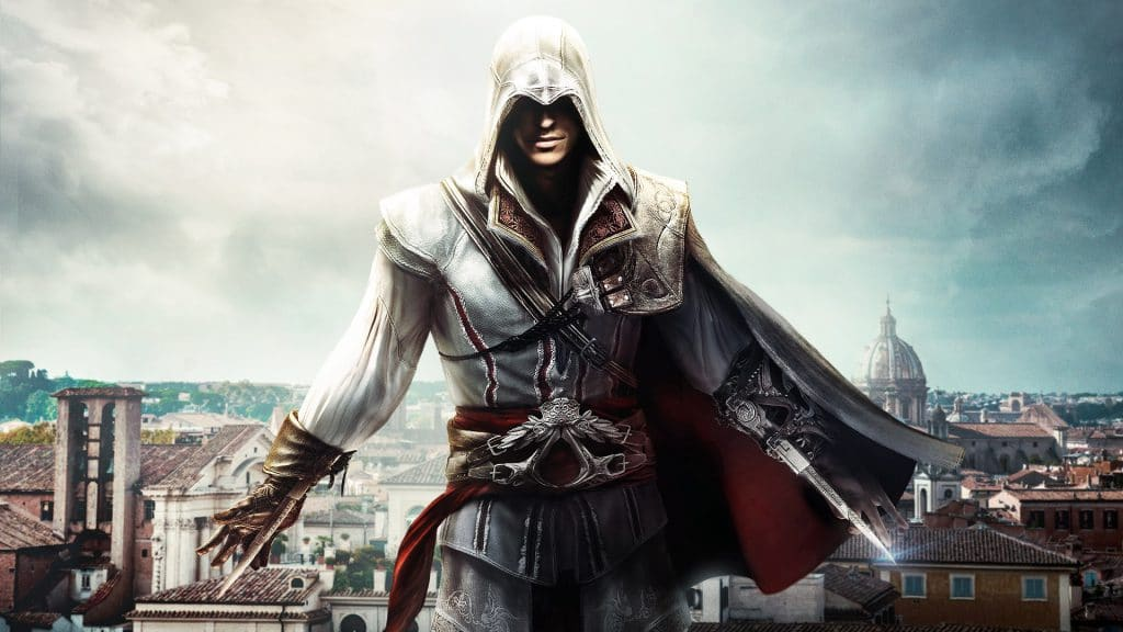 Ezio Auditore: still the best Assassin.