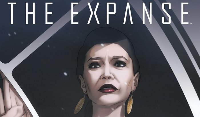 The Expanse #2: Eyes On Avasarala [Review]