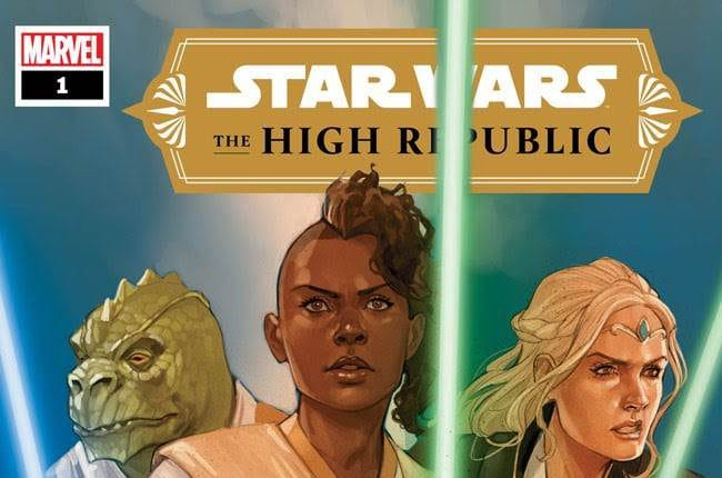 Comic Book Review: Star Wars The High Republic #1