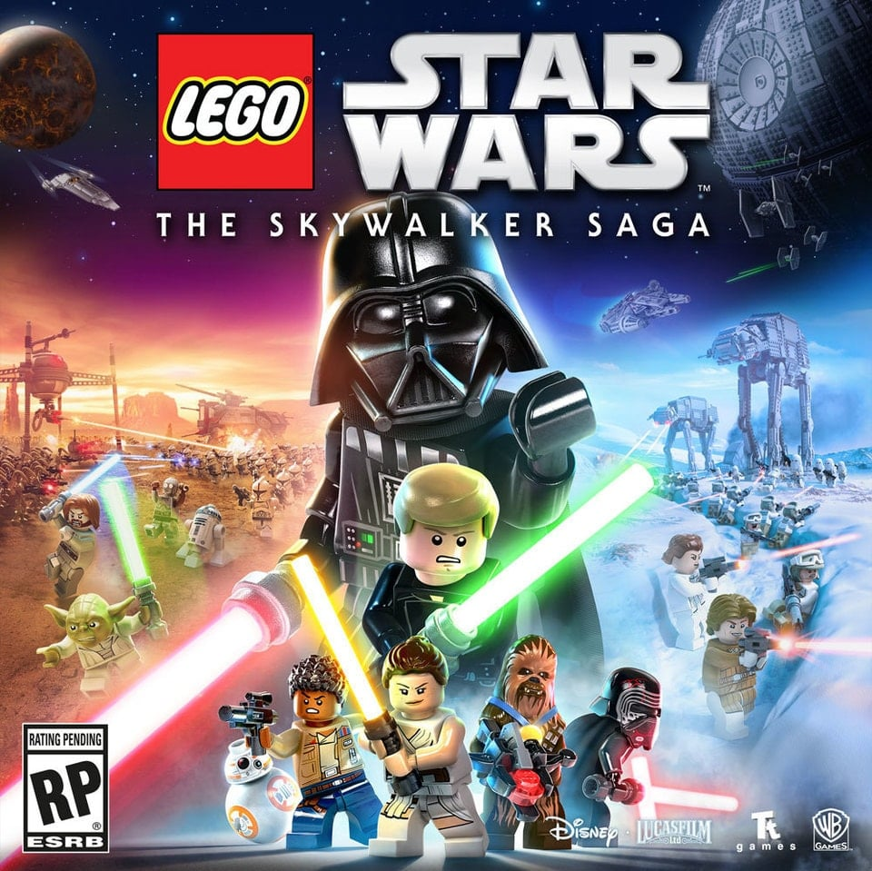 LEGO Star Wars: The Skywalker Saga Appears To Have ALL The Characters