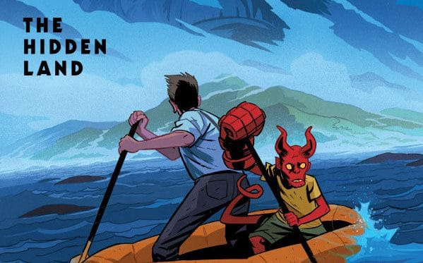 Young Hellboy #1: Faux King Kong Steals the Show (Spoilery Comic Book Review)
