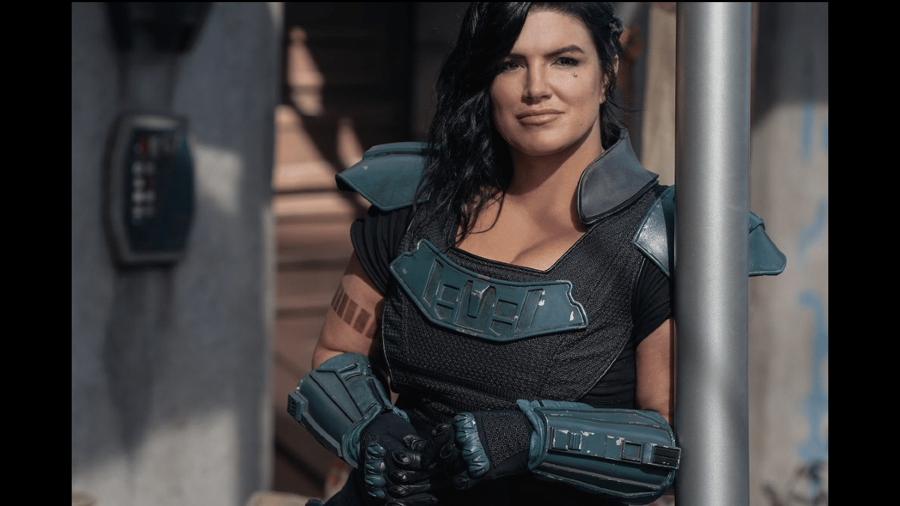 Gina Carano Speaks Out, Tells Her Side Of Star Wars Controversy