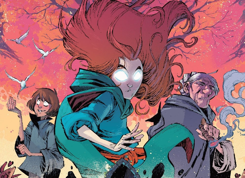 The Last Witch #2: Too Many Teeth (Review)