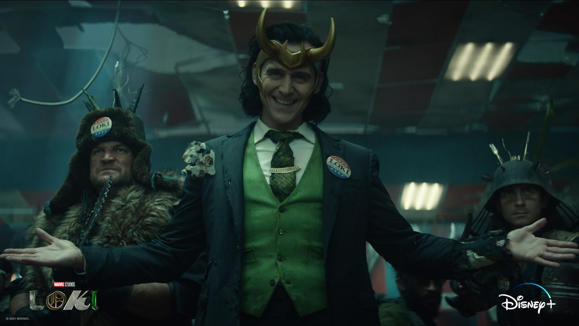 "MARVEL STUDIOS' ""LOKI"" TRAILER REVEALED"