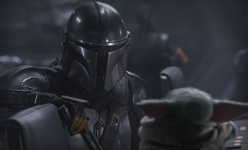 With Golden Globes Nod, The Mandalorian Could Break Star Wars Awards Record