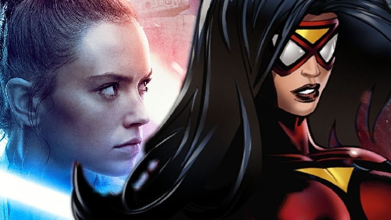Star Wars Star Daisy Ridley Addresses Spider-Woman Casting Rumors
