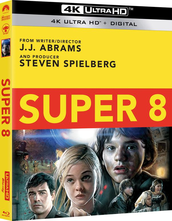 Super 8 Thrills On 4K UHD May 25th