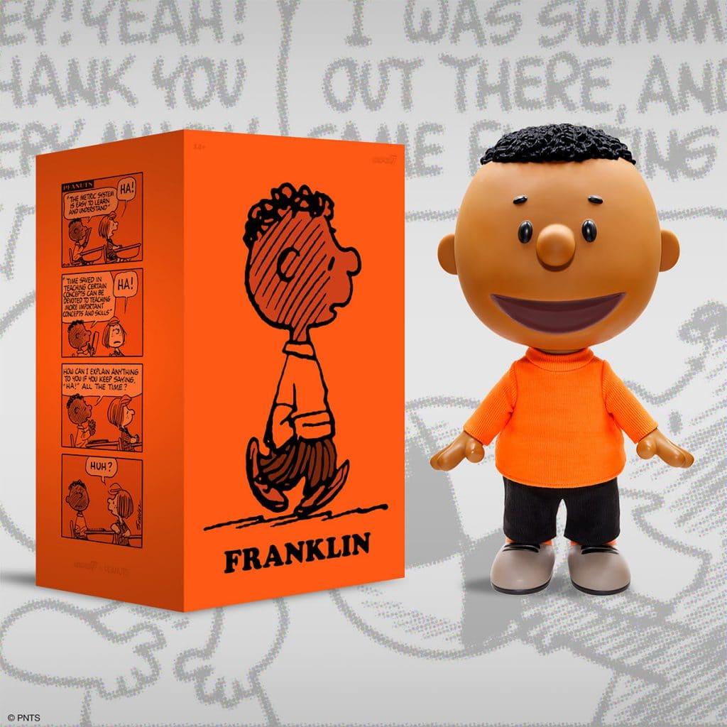 Fastest Franklin Peanuts Character