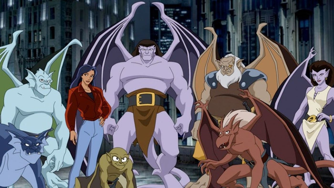 Gargoyles the Board Game Awakens