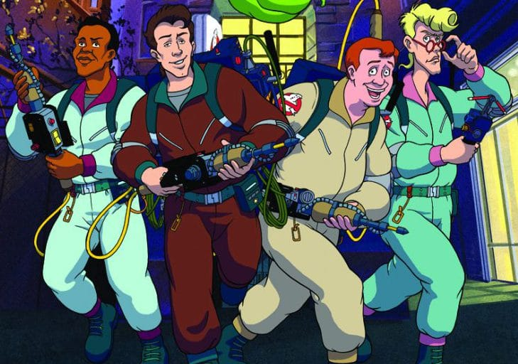 The Real Ghostbusters Animated Series Will Arrive on YouTube Free This Weekend
