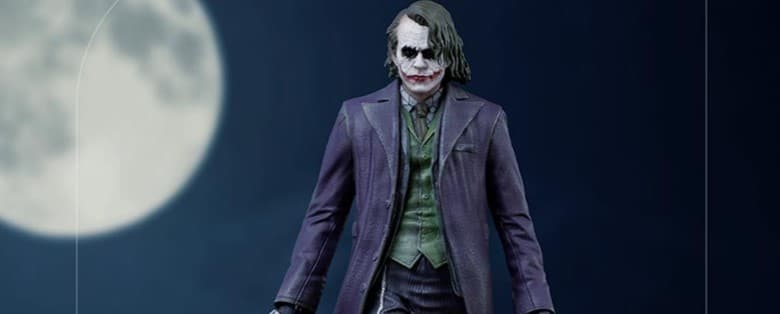 The Dark Knight: The Joker Deluxe Statue Is Available Now To Pre-Order
