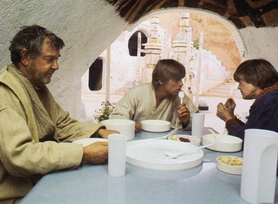 National Toast Day Tweet Catches Mark Hamill's Attention