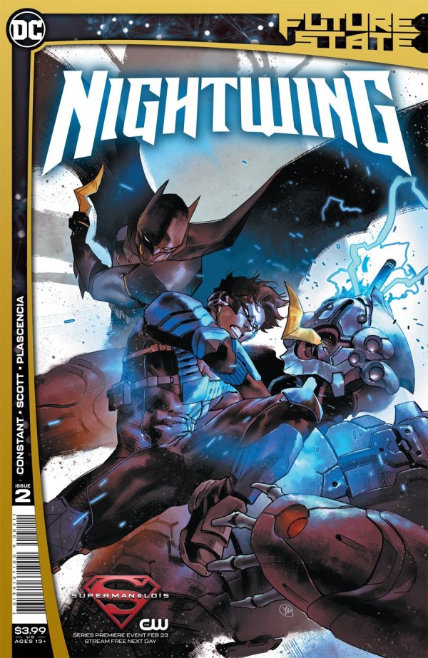 Future State: Nightwing 2