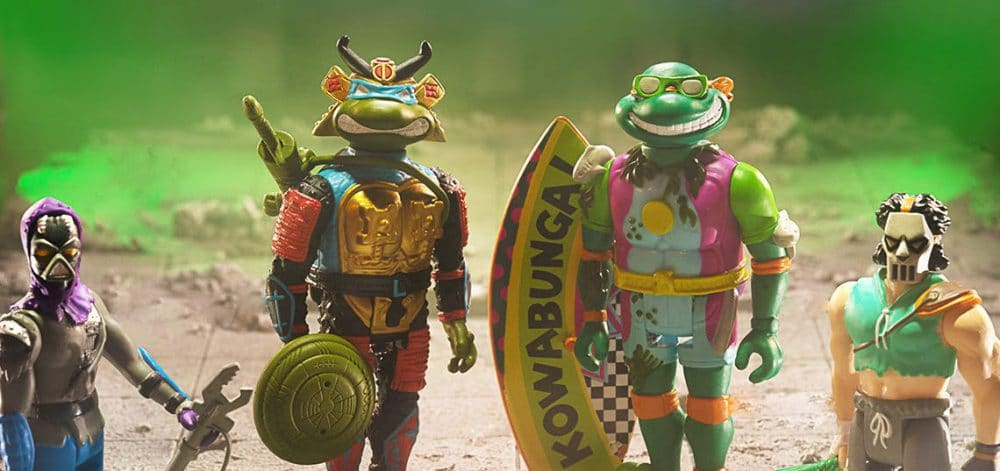 Super7: TMNT ReAction Figures Wave 3 Now Available