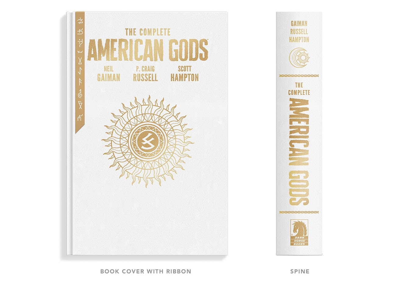 Neil Gaiman's 'The Complete American Gods' Is Perfect For Your Collection