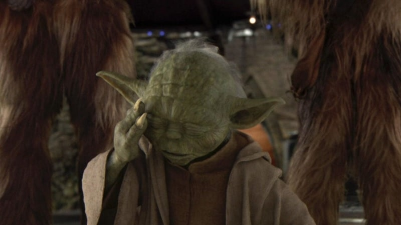 More Evidence Yoda Failed The Jedi, The Galaxy, in Star Wars