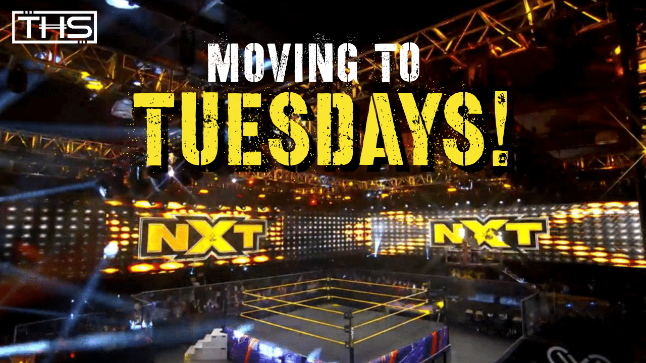 THS Rumor Watch: WWE NXT Moving To Tuesday Night