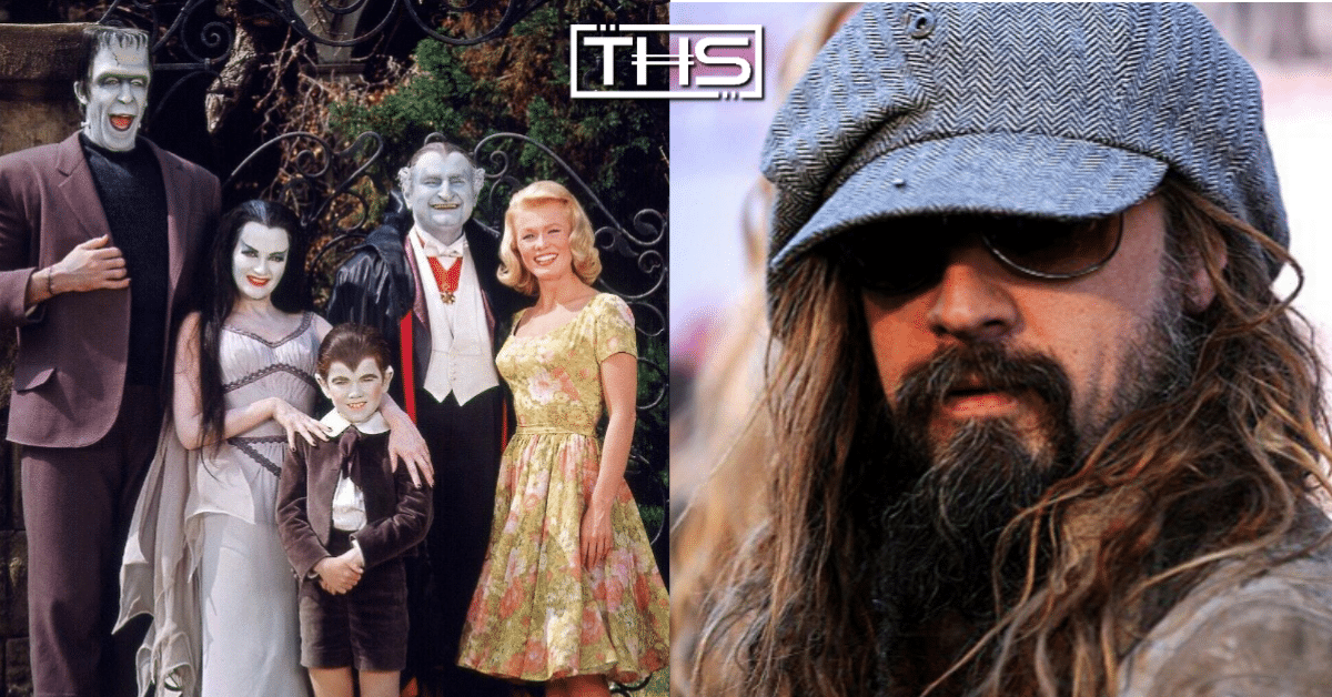 Rob Zombie Directing The Munsters Film For Universal