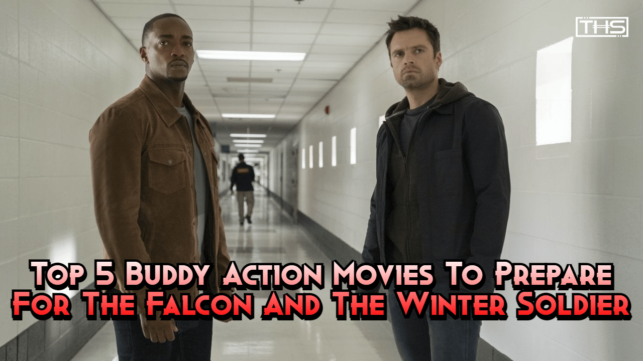 Top 5 Buddy Action Movies To Prepare For The Falcon And The Winter Soldier
