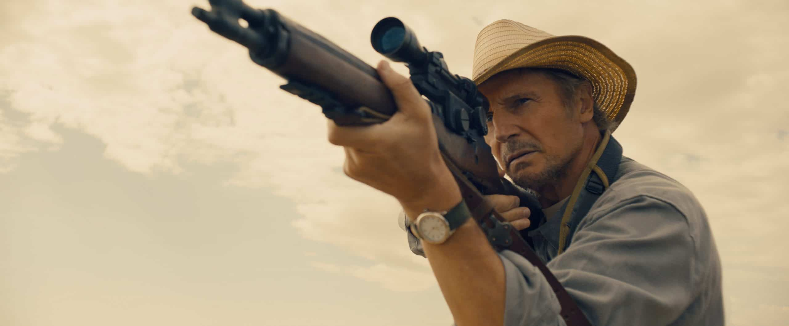 Liam Neeson Kicks Ass In The Marksman, Out Soon On Video
