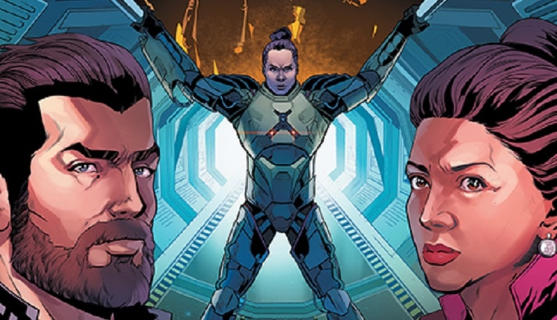 The Expanse #4 Ends Limited Comic Series With A Fizzle [Review]