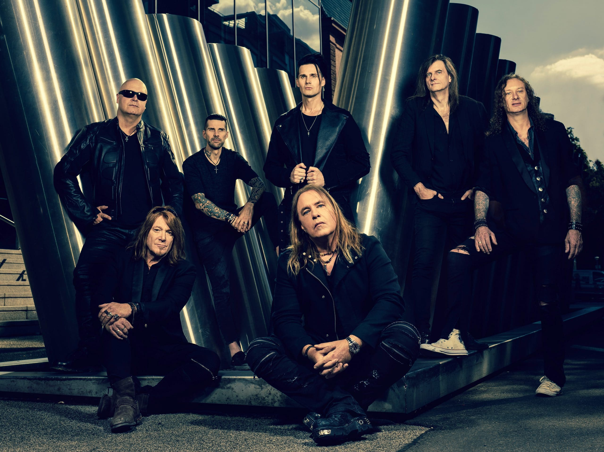 Helloween Announce Self-Titled New Album Coming June 18th: Helloween