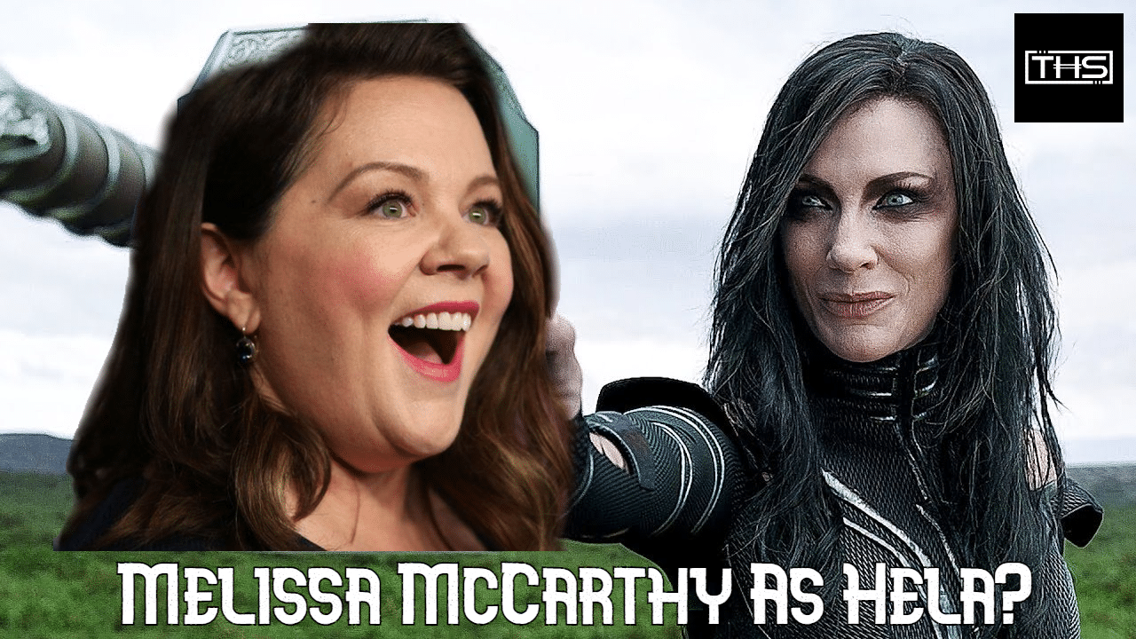 "Melissa McCarthy Is ""Fake Hela"" In Thor: Love And Thunder"