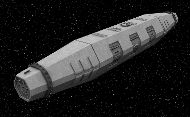 PMSS Sirius according to canon.