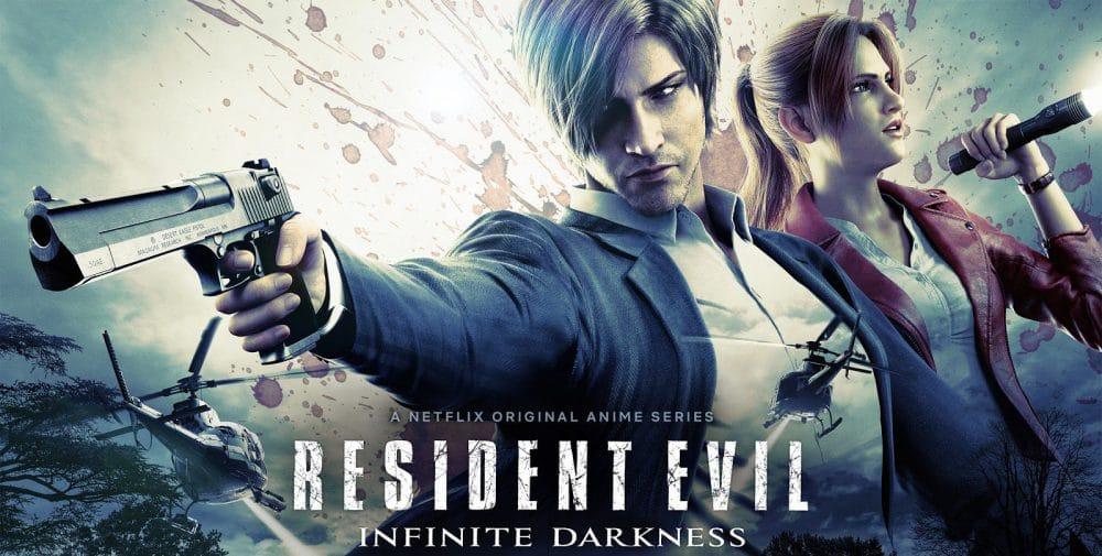 Resident Evil: Infinite Darkness Synopsis, Art, And Voice Cast Revealed