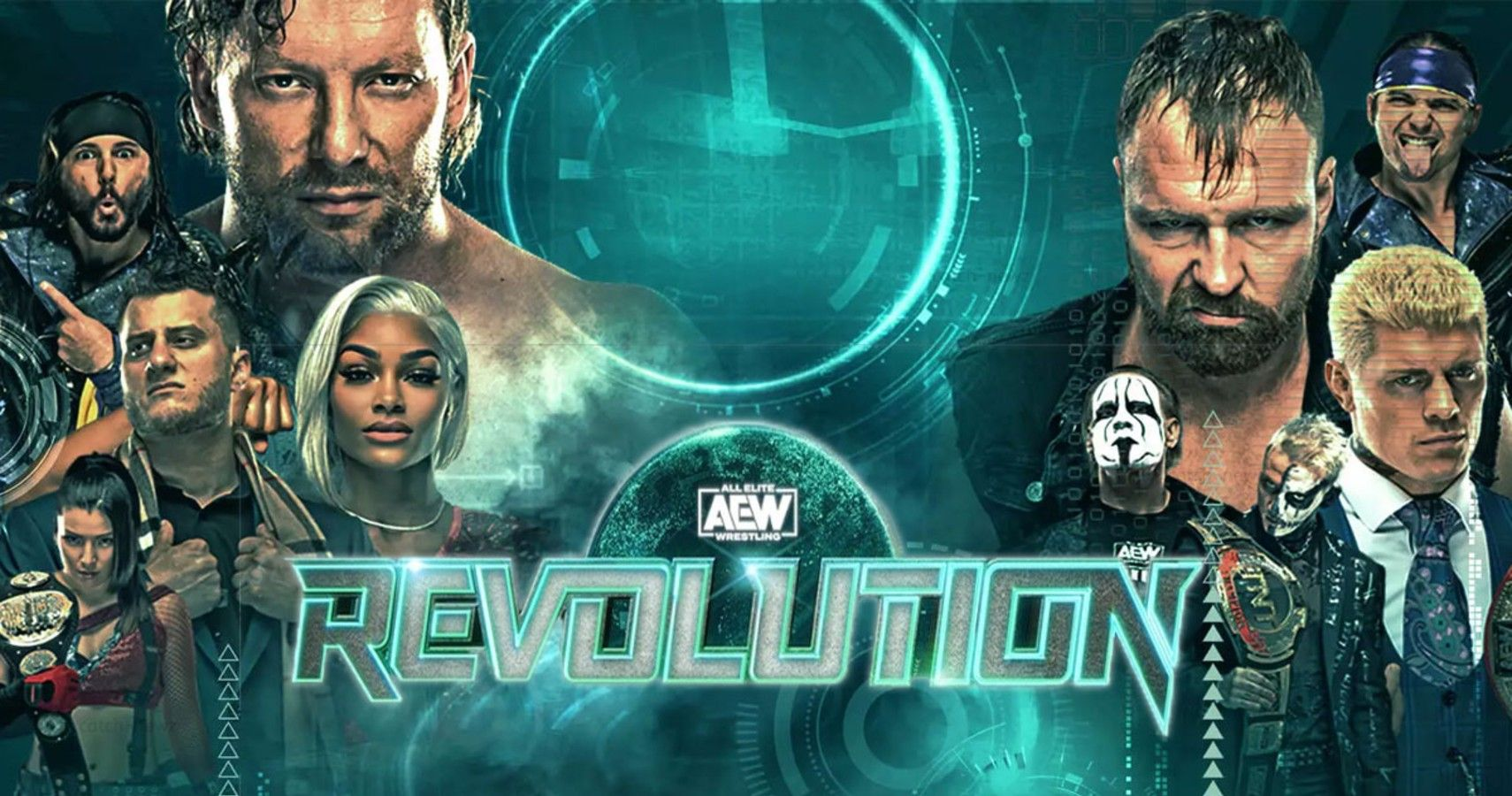 AEW Hosting Revolution Event In Cinemark Theaters On March 7th
