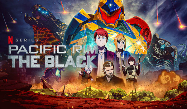 Review: Pacific Rim – The Black