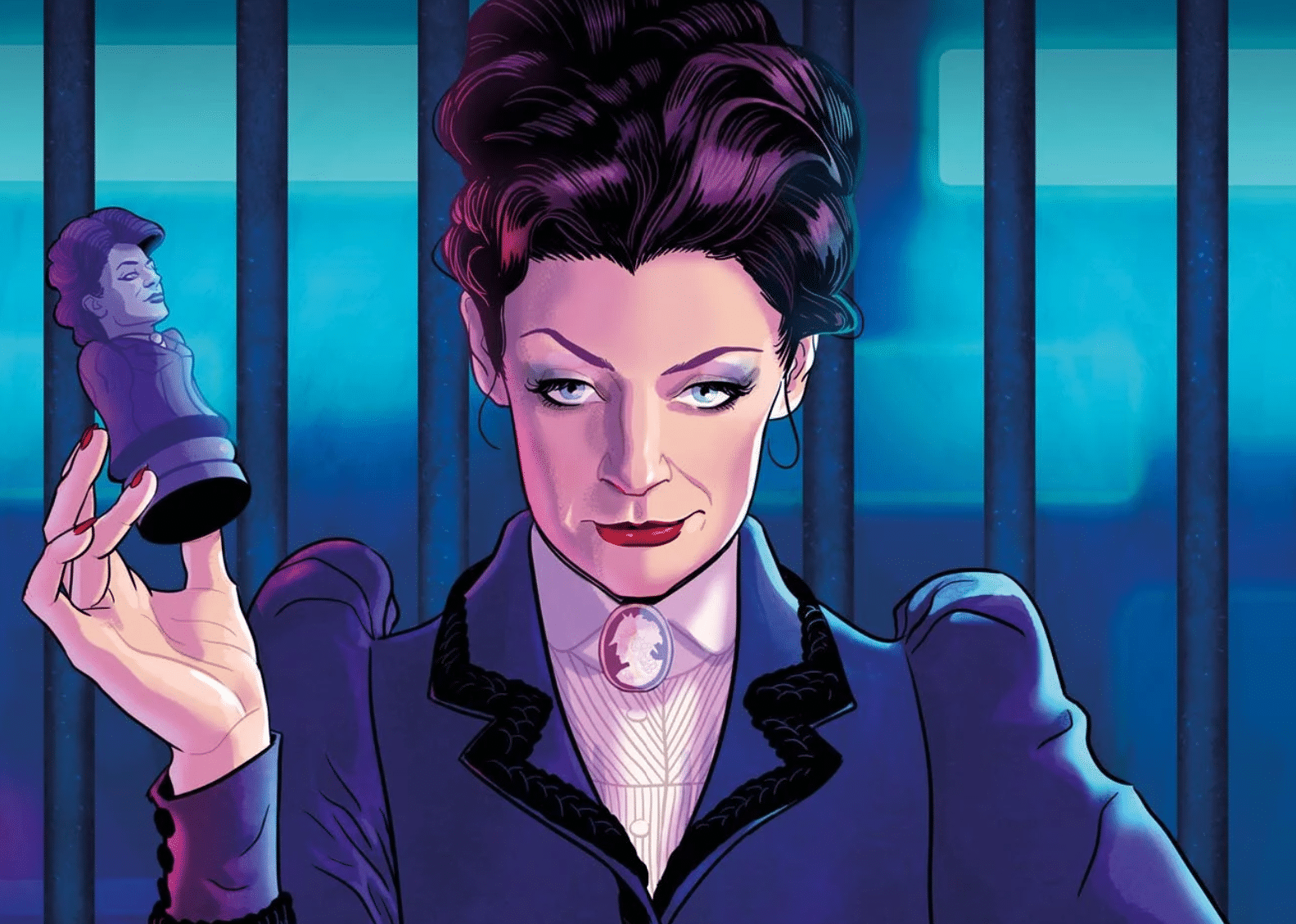 'Doctor Who: Missy' Comics Creators Discuss The Appeal Of The Master