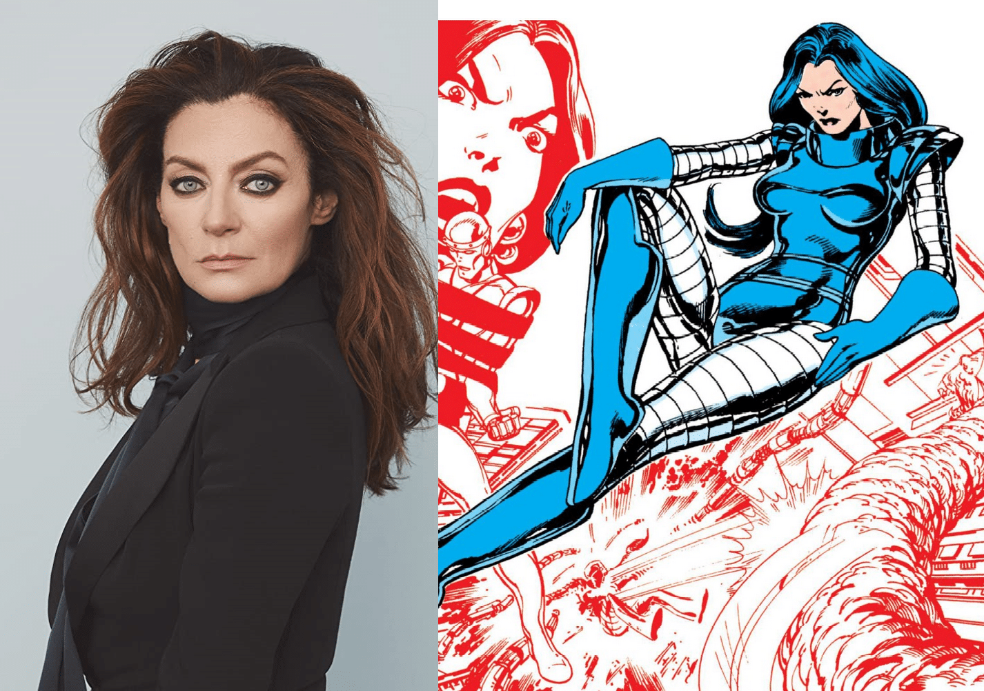 Doom Patrol Casts Michelle Gomez As Madame Rouge