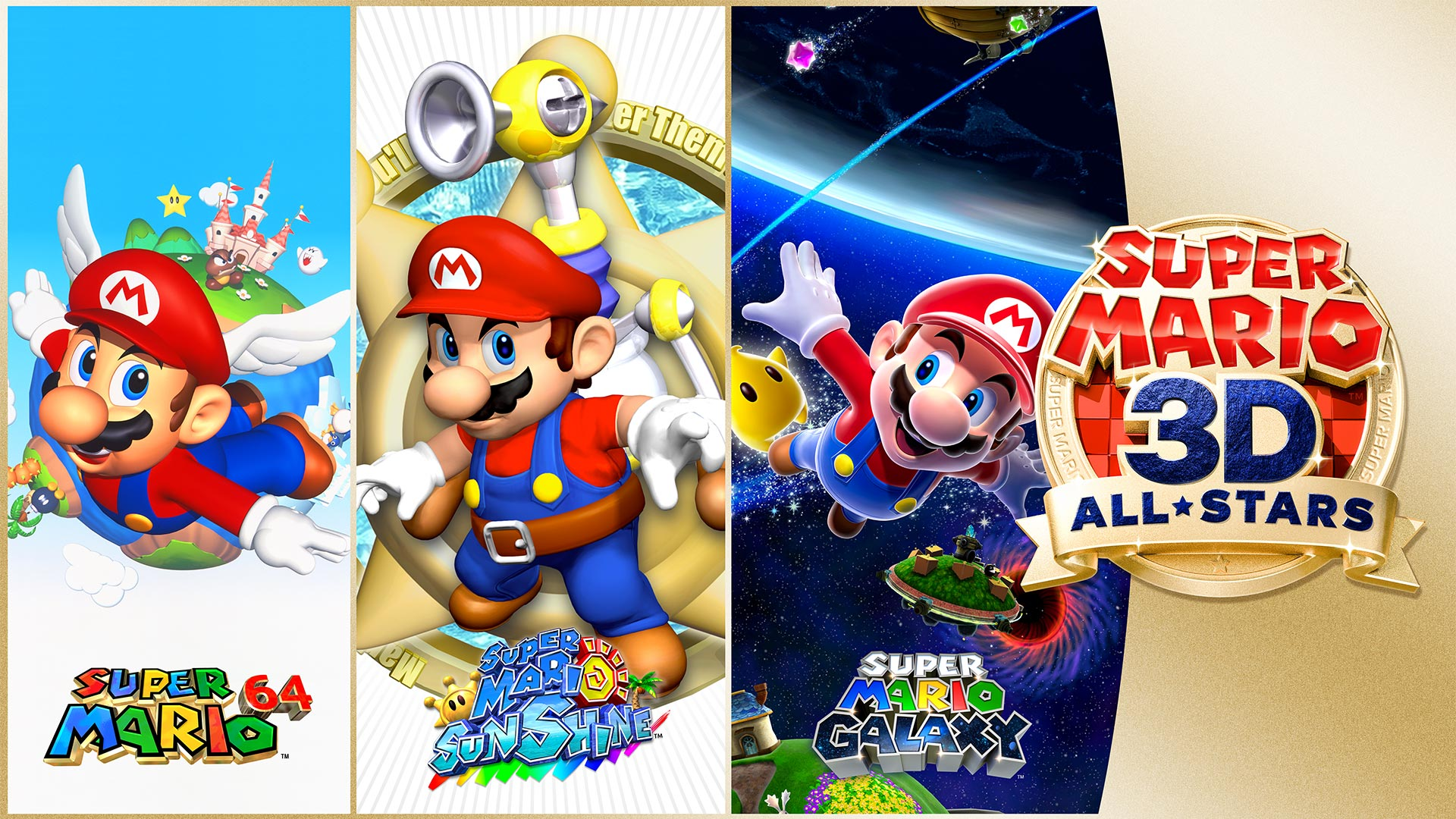 It's Your Last Day To Get Super Mario 3D All Stars