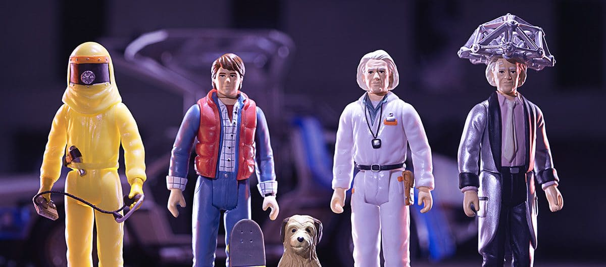 Head Back To The Future With Super7