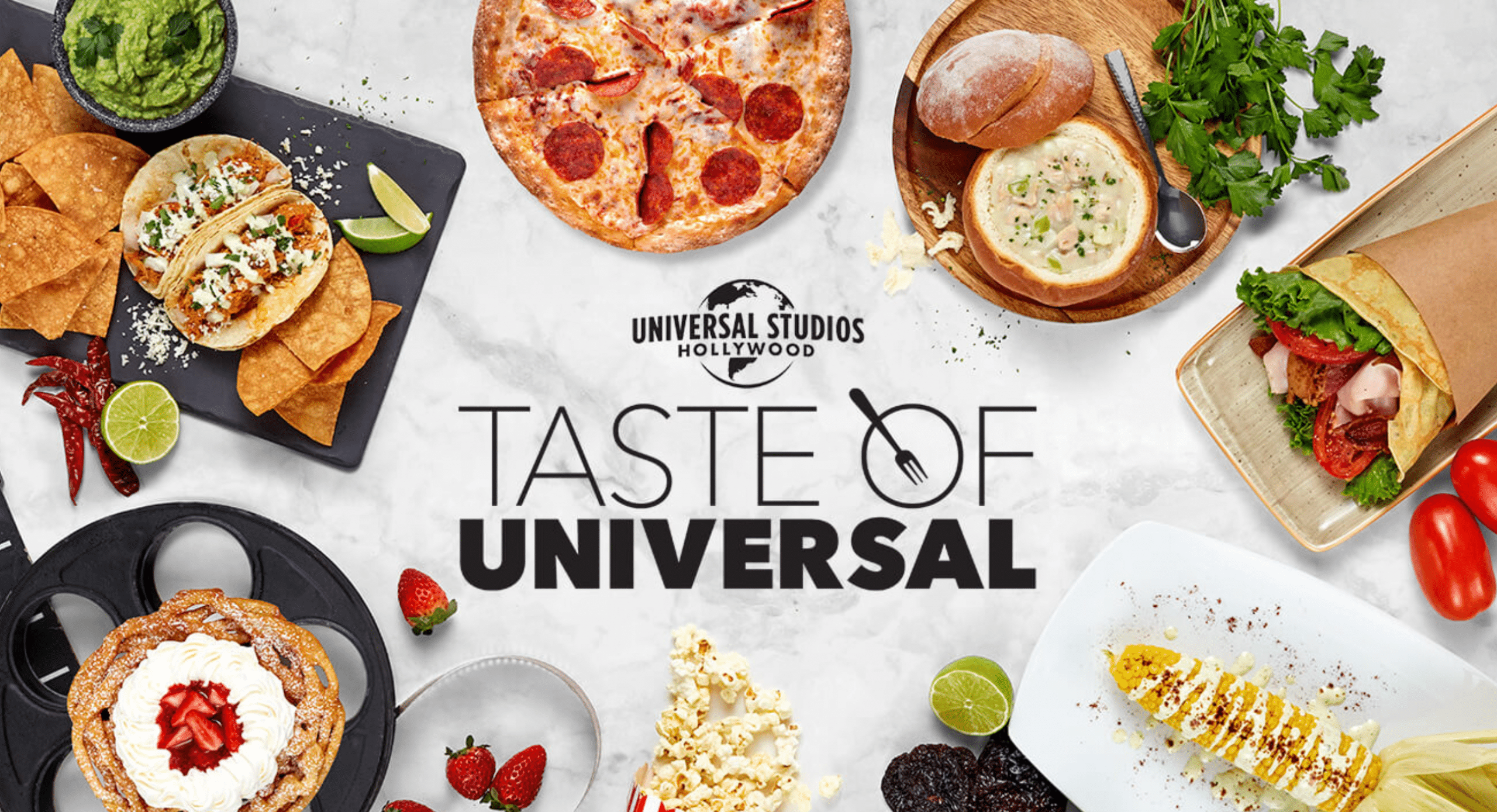 Universal Copies Disney, Opens For Food Tasting Event