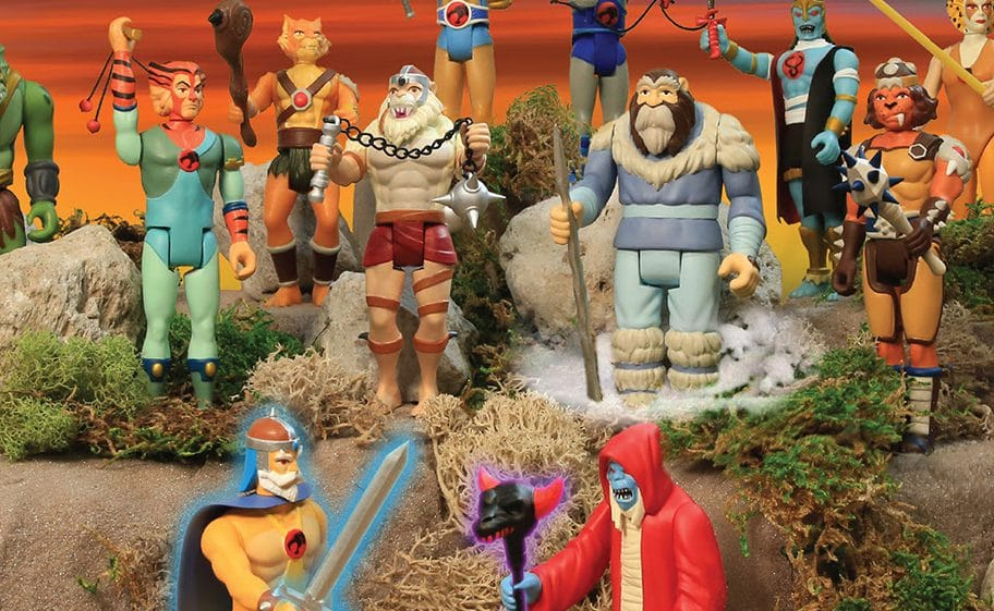 Super7: ThunderCats Wave 2 ReAction Figures Arrive From Third Earth!