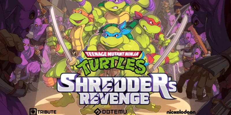 Teenage Mutant Ninja Turtles: Shredder's Revenge Game Revealed