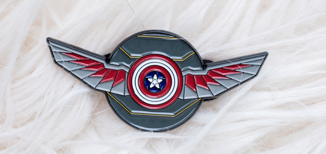 Marvel: The Falcon And The Winter Soldier Premiere Pin From Toynk